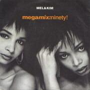 12'' - Mel & Kim - Megamix: Ninety!