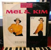 12'' - Mel & Kim - Respectable (Special Remix)