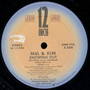 12'' - Mel & Kim - Showing Out (Get Fresh At The Weekend)