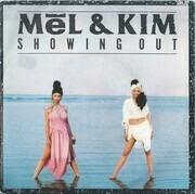 7inch Vinyl Single - Mel & Kim - Showing Out