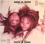 12'' - Mel & Kim - That's The Way It Is (Remix)