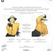 12inch Vinyl Single - Mel & Kim - Respectable (Special Remix)