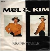 12inch Vinyl Single - Mel & Kim - Respectable