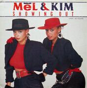 12inch Vinyl Single - Mel & Kim - Showing Out