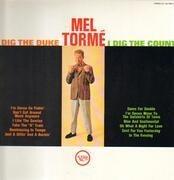 LP - Mel Tormé - I Dig The Duke - I Dig The Count