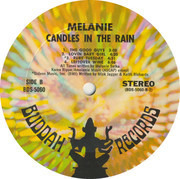 LP - Melanie - Candles In The Rain - Gatefold