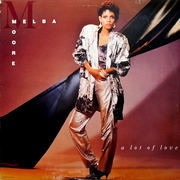 LP - Melba Moore - A Lot Of Love