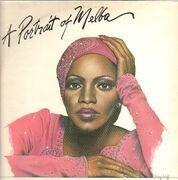 LP - Melba Moore - A portrait of melba