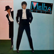 LP - Melba Moore - Never Say Never