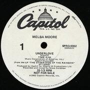 12'' - Melba Moore - Underlove
