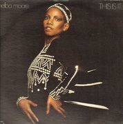 LP - Melba Moore - This Is It