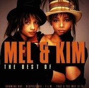 CD - Mel & Kim - Best of