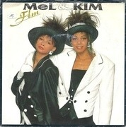7'' - Mel & Kim - F.L.M.