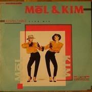 12inch Vinyl Single - Mel & Kim - Respectable - green marbled vinyl