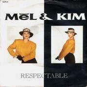 7'' - Mel & Kim - Respectable