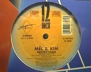 12'' - Mel & Kim - Respectable