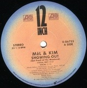 12'' - Mel & Kim - Showing Out (Get Fresh At The Weekend) - Generic Jacket