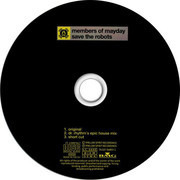 CD Single - Members of Mayday - Save the Robots