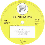 12inch Vinyl Single - Men Without Hats - Where Do The Boys Go? (Extended Version)