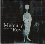 7inch Vinyl Single - Mercury Rev - Nite And Fog