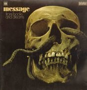 LP - Message - From Books And Dreams - Original 1st German