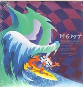 Double LP & MP3 - Mgmt - Congratulations - still sealed,ltd. edition, scratch off cover, 180g