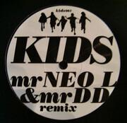 12inch Vinyl Single - Mgmt - Kids