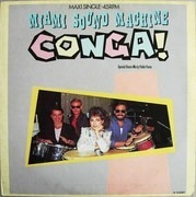 12'' - Miami Sound Machine - Conga! (Special Dance Mix By Pablo Flores)