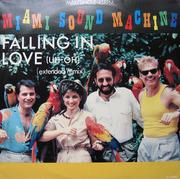 12'' - Miami Sound Machine - Falling In Love (Uh-Oh)