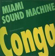 12'' - Miami Sound Machine - Conga!