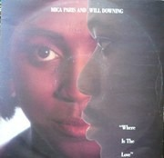 12'' - Mica Paris & Will Downing - Where Is The Love