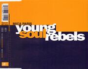CD Single - Mica Paris - Young Soul Rebels