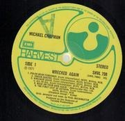 LP - Michael Chapman - Wrecked Again - First UK