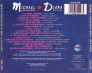 CD - Michael Jackson • Diana Ross - Love Songs