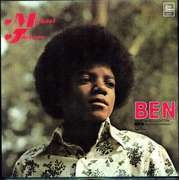 LP - Michael Jackson - Ben - 180g