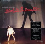 12'' - Michael Jackson - Blood On The Dance Floor