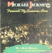 LP - Michael Jackson - Farewell My Summer Love - + POSTER!