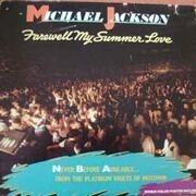 LP - Michael Jackson - Farewell My Summer Love