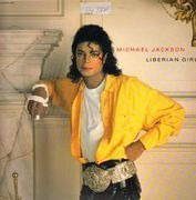 12inch Vinyl Single - Michael Jackson - Liberian Girl