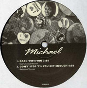 12inch Vinyl Single - Michael Jackson - Michael