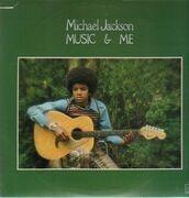 LP - Michael Jackson - Music & Me