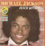 7'' - Michael Jackson - Rock With You