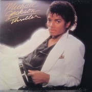 LP - Michael Jackson - Thriller - US ORIGINAL