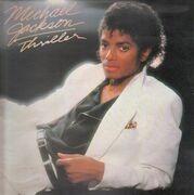 LP - Michael Jackson - Thriller - Gatefold