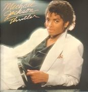 LP - Michael Jackson - Thriller - GATEFOLD SLEEVE