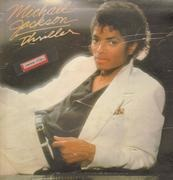 LP - Michael Jackson - Thriller - US PRESS