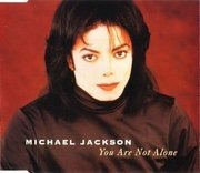 CD Single - Michael Jackson - You are not alone