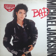LP - Michael Jackson - Bad - Gatefold
