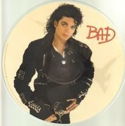 Picture LP - Michael Jackson - Bad - Picture Disc