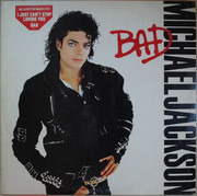 LP - Michael Jackson - Bad - Gatefold